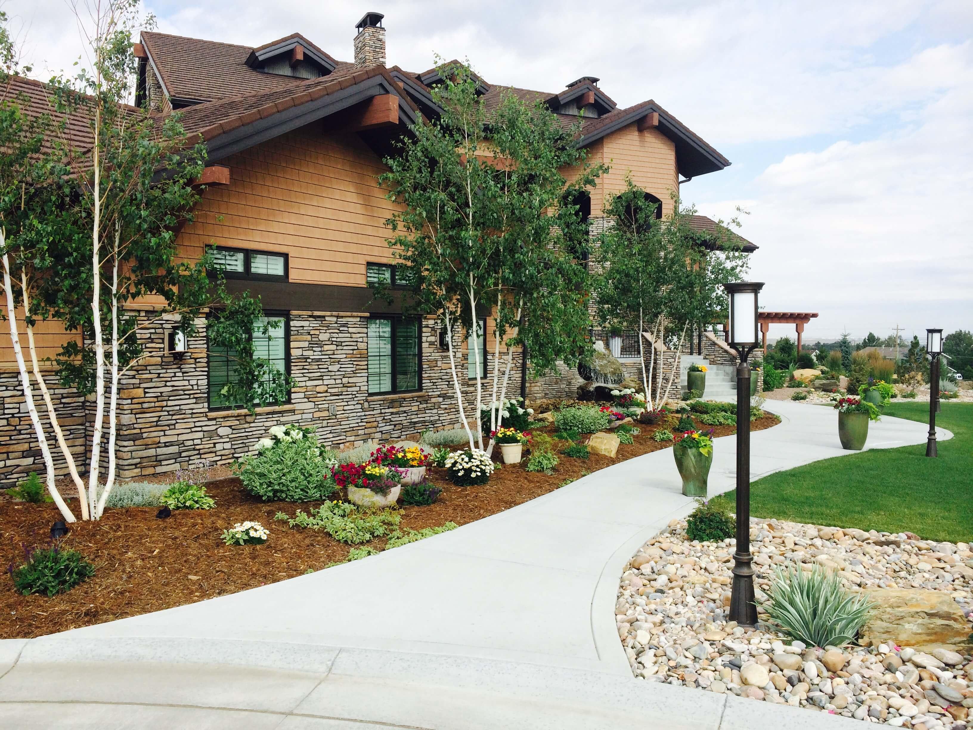 Commercial Landscape Designer
